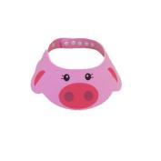 3 Colours Adjustable Baby Hat Toddler Kids Shampoo Bathing Shower Cap Wash Hair Shield Direct Visor Caps For Infant Children Baby