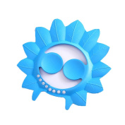 Adjustable Shampoo Cap Durable Bath Visor Hat for Baby Toddler 3 Colour