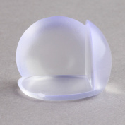 10Pcs Ball Shape Child Baby Safety Silicone Protector Table Corner Edge Protection Cover Guards