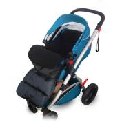 Baby Stroller Bunting Bag Footmuff Sleeping Bag Footmuff Pram Blanket Apron Keep Warm