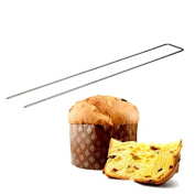 Stainless Steel Pin for Hanging Baked Panettone Mould - 60cm