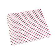 50 Pcs Oilproof Food Paper Baking Paper Parchment Candy Wrapper Hamburger Wax Paper, L