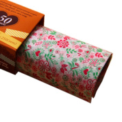 50 Pcs Oilproof Food Paper Baking Paper Parchment Candy Wrapper Hamburger Wax Paper, K