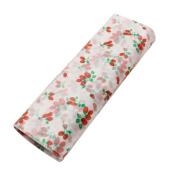 50 Pcs Oilproof Food Paper Baking Paper Parchment Candy Wrapper Hamburger Wax Paper, O