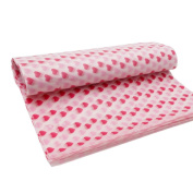50 Pcs Oilproof Food Paper Baking Paper Parchment Candy Wrapper Hamburger Wax Paper, M