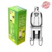 10 x Spectrum 28W [40W Equivalent] G9 Capsule ECO Energy Saving Halogen 3000k Dimmable Long Life Bulb