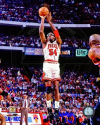 Horace Grant Chicago Bulls 1993-1994 NBA Action Photo #1 8x10
