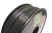 3D Printer Filament PLA 3mm - Black - 10m - Reprap 3.00mm