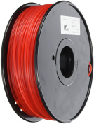 3D Prima TW-NL300RE Nylon Filament, 3 mm, 1 kg Spool, Red