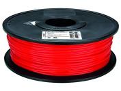 """3 mm (1/8"""") PLA FILAMENT - RED - 1 kg / 2.2 lb"""
