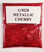 (GH28 - Metallic Cherry 10g) Cosmetic Glitter Glitter Eyes Glitter Tattoo Glitter Lips Face And Body Bath Bombs Soap
