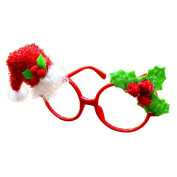 Creative Glasses, HUHU833 Christmas Party Props Dress Up Beautiful Glasses Take Photo Props