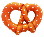 North Star NS01269-01 Pretzel Shaped 100cm Foil Balloon