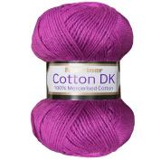 Marriner 100% Mercerised Cotton Double Knit | DK Yarn/Cotton |