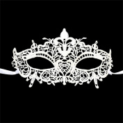Masquerade Mask, HUHU833 Masquerade Lace Mask Catwoman Halloween Cutout Prom Party Mask Accessories HOT