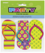 Flip Flop Notepads Party Bag Fillers, Pack of 36