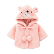 For 6~24 Months,Hahuha Baby Kids Bear Ball Coat Tops Boy Girls Autumn Warm Outfits