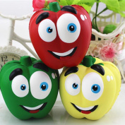 UPXIANG Squeeze Chilli Squishy Slow Rising Cream Scented Decompression Toys Kids Toy Gift Adults Stress Relief Soft Toy