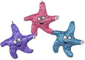 Smiffy's Soft Plush Toy Star Fish Bubbles (12) 23 cm