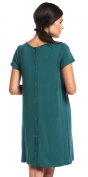 Zeta Ville -Women's Maternity Nursing 3in1 Gown Labour Delivery Childbirth - 434c