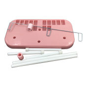 Thread Spool Holder Stand Home Sewing Machine Accessories - Pink