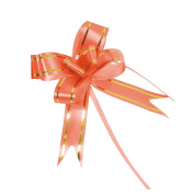 12mm Gold Stripe Butterfly Pull Bows x10! Pullbow Gift Wrap Buy 2 Get 1 FREE![27124887688-1,Orange]