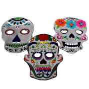 Day Of The Dead Scary Skull Face Mask