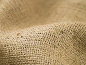 Hessian Fabric (Thick) 137cm Width. Sold by the metre, .