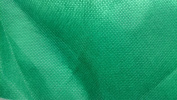 Cheap Fabric Honeycomb Parc 100% Polypropylene 147cm Width. Sold by the metre, Free Delivery - Green
