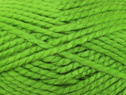 Hayfield Bonus Knitting Yarn Super Chunky 699 Lemongrass - per 100 gramme ball