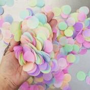 1000x Youkara Multicolor Confetti Paper Decor for Balloon Wedding Birthday Party Ornament