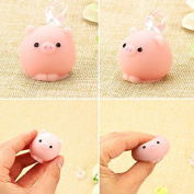1 x Squishy Squeeze toy Slow Rising Stress Relief Colour Random