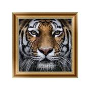 MORESAVE Vivid Tiger DIY Diamond Painting Cross Stitch (Tiger