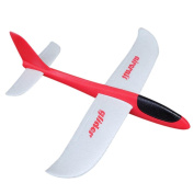 VENMO Hand Launch Glider Plane Toy For Kids Outdoor Foam Flying Plane Toy Aeroplane Model Party Favours