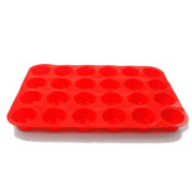 TIREOW24 Cavity Cookies Cupcake Bakeware Baking Silicone Soap Pan Mould Tools