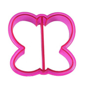 Jooks Silicone Moulds Butterfly Shaped Silicone Mould Biscuit Moulds Bakeware Baking Moulds Cake Decorating 1PCs