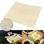 2pcs Tofu Cloth Maker Gauze Cotton Cheese Cloth Soy Kitchen DIY Pressing Mould Kitchen Cooking Tool ,43x43cm