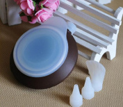 Outflower Silicone Decorating Pen Icing Tips with 4 Nozzles Macaron Baking Tool Baking Cake Tool