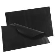 COM-FOUR ® 2x Baking Sheet, Non-Stick Coating on Both Sides, 33 x 40 cm