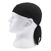Forfar 1Pc Bike Pirate Scarf Sports Bicycle Hat Headband Riding Cycling Cap Headscarf one Polyester Nine Colours