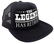 """The Legend Has Retired"" Hat - Retirement Party Supplies, Gifts, and Decorations"