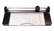 TQS Paper Trimmer A4 Cutter With Rotary Blade Precision For Home Office Crafts