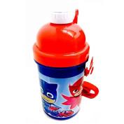 PJ Masks CAT-POP-UP-B3 - 400ml Pop Up Bottle