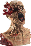 Smiffy's 46937 Latex Exploding Eye Zombie Bust Prop, Multi-colour, One Size