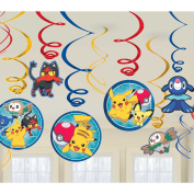 Decorations, Swrl Decorations Pokemon Core