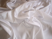 PRESTIGE Duchess Bridal Satin Prom Wedding Dress Bridesmaid Fabric Heavy Material 150cm