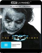 The Dark Knight  [Region B] [Blu-ray]