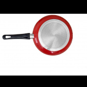 FONK Pans Non-stick Pan Frying Pan Gas Stove Thicker Wok Mini Melaleuca Omelette Cooker.,A-26cm