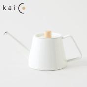 Silkworm Kaico enamel drip coffee kettle S K-030 JAN