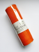 Eleganza No.04 Deco Mesh, Orange, 25 cm x 9.1 m